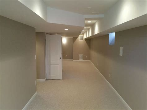 finished basements nj finished basement with half bathroom manalapan nj the