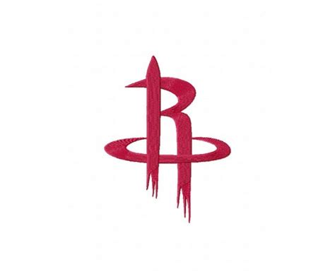 Home Design 20 50 by Houston Rockets Logo Machine Embroidery Design For Instant