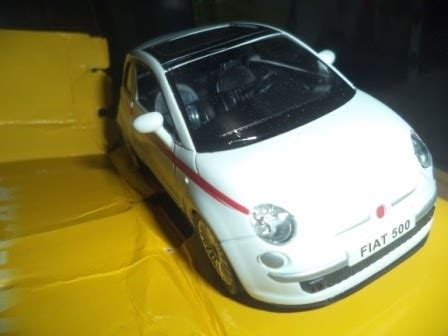 Diecast Unicar Fiat 500 fiat 500 mainan diecast mobil merk unicar diecast mobil jual mainan diecast miniatur mobil