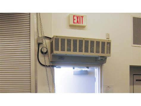 leading edge air curtain environmental air curtain marley engineered products