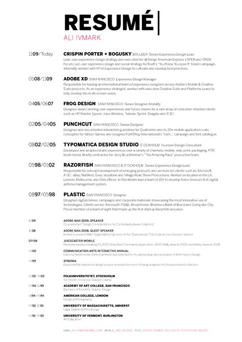 15 must see student resume pins cv format sle sle resume template for high students