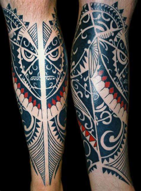 maori polynesian tattoos a collection of other ideas to