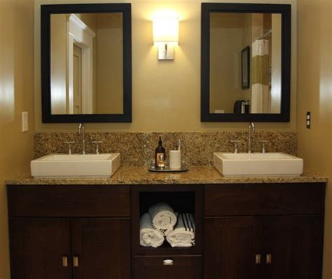 his and hers sinks bathroom renovations bathroom boost