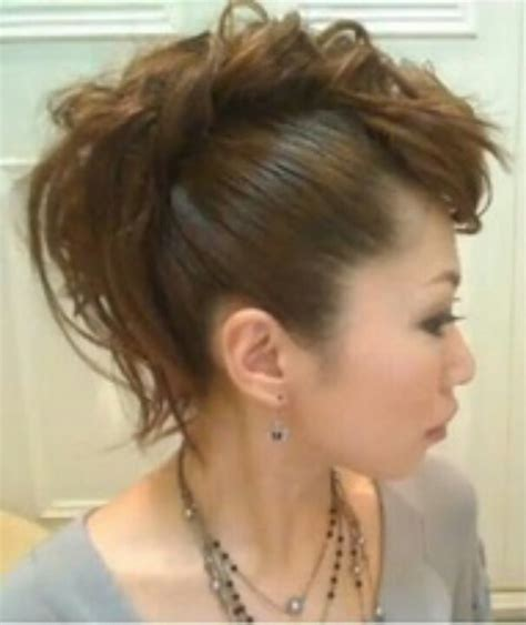 hair pieces to wear with fo hawk hairstyle 17 best images about faux hawk on pinterest tease hair