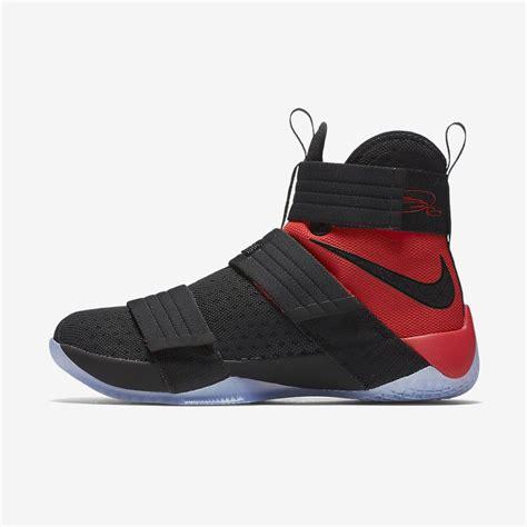 Nike Lebron nike zoom lebron soldier 10 sfg and black jump au