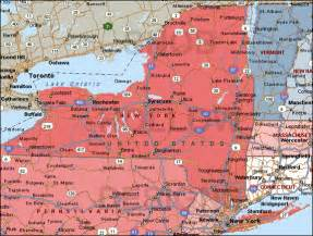 Map Of Cities In New York by New York County Maps Cities Towns Full Color