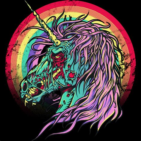 design by humans artist review zombie unicorn by design by humans on deviantart