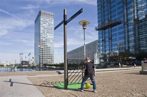 designboom urban furniture brillet lelievre embed urban furniture for physical