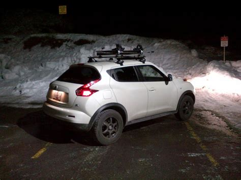 Nissan Juke With Roof Rack by Roof Racks Page 13