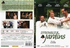 jaquette dvd de effroyables jardins slim cin 233 ma