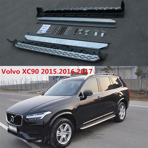 xc running boards auto side step bar pedals  volvo xc high quality brand