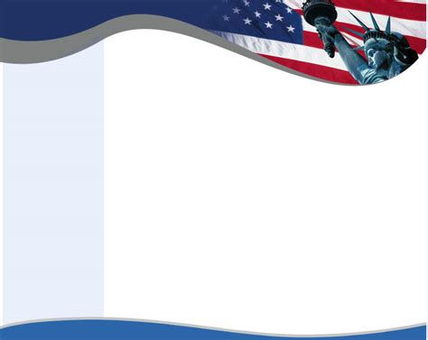 american powerpoint templates best photos of flag background for powerpoint free