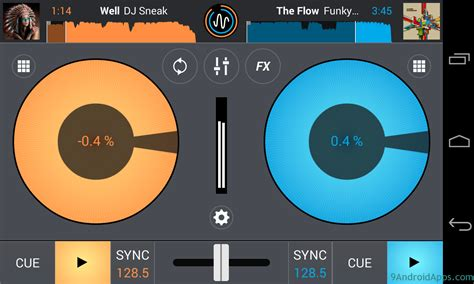 cross dj mix your v1 3 apk