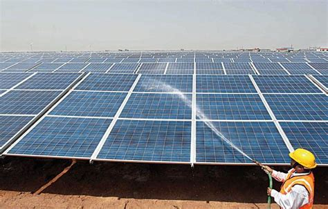 solar plant for home in india india builds solar plants atop canals to save land water