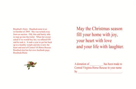 christmas donation gift cvhr news and blogcvhr news and blog