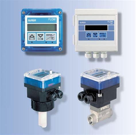 Display Burkert Flow Transmitter Type 8035 batch controllers remote type batch controllers