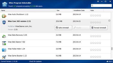 best uninstall programs 7 best uninstaller software for windows in 2017