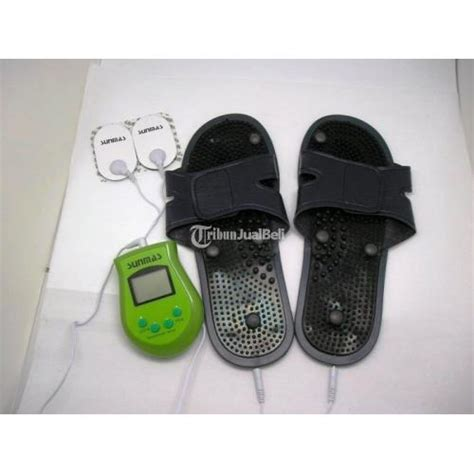 Sunmas Foot Massager Sandal by Sunmas Foot Massager Sendal Terapi Tubuh Elektrik