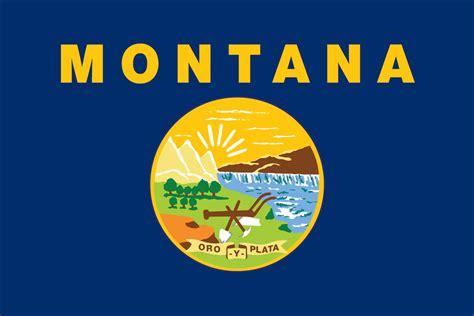 MONTANA STATE FLAG   Liberty Flag & Banner Inc.