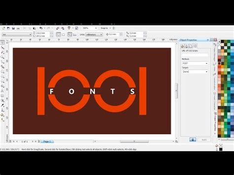 software layout koran membuat layout koran majalah dengan coreldraw belajar