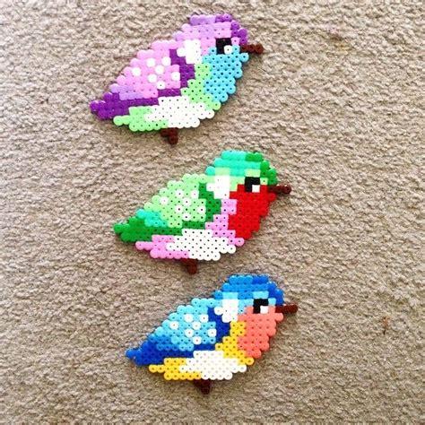 hama birds birds hama perler by rachelhobbsx hama