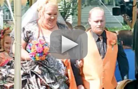 a honey boo boo bride youtube honey boo boo wedding photos here comes the bride in