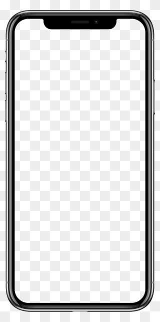 blank iphone png svg iphone  vector clipart