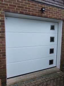 lpu sectional garage doors abr doors