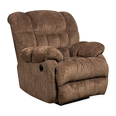 bed bath and beyond recliner flash furniture columbia push button power recliner bed