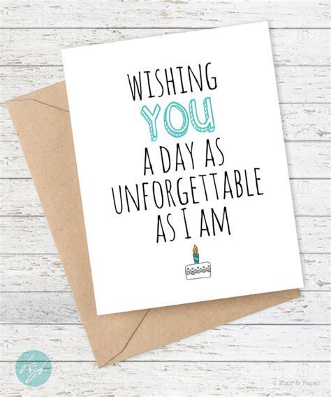 Birthday Cards To Your Boyfriend Funny Birthday Card Boyfriend Girlfriend Card By