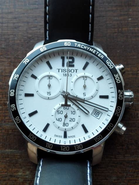Tissot Matic 4 collectible watches tissot 1853 chronograph in great condition was sold for r3 000 00