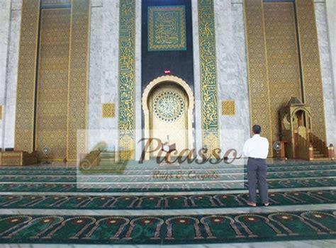Karpet Masjid Tebal Surabaya pusat karpet masjid termurah di surabaya picasso rugs