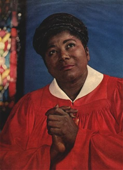Delois Black mahalia jackson 60 died january 27 1972 in chicago where she lived 45 years and became the