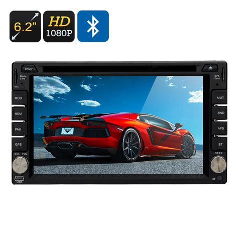 Din Car Multimedia Player Touch Screen 65 Inch Built In Bt wholesale 6 2 inch 2 din touch screen car dvd player from china