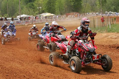 ama atv motocross 2011 ama atv motocross chionship schedule released