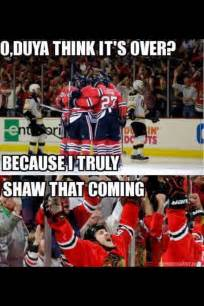 Andrew Shaw Meme - puns intended johnny oduya andrew shaw hockey memes