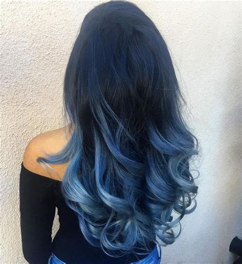 hair color for 40 with blie best 25 blue ombre hair ideas on pinterest blue ombre