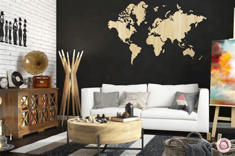 accent colors for brown 4 accent colors for black and white rooms