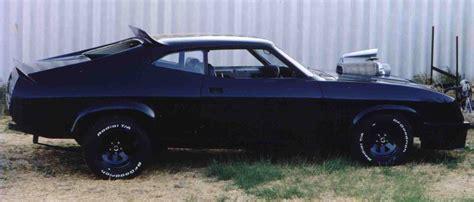 mad car mad max fan cars gordon black interceptor 2