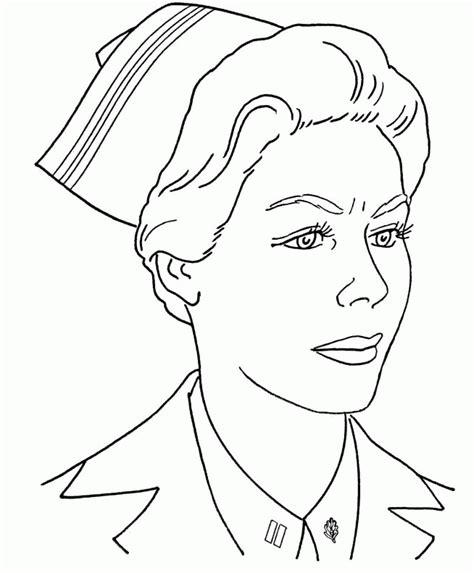 cute doctor coloring page nurse coloring pages for kids kids coloring