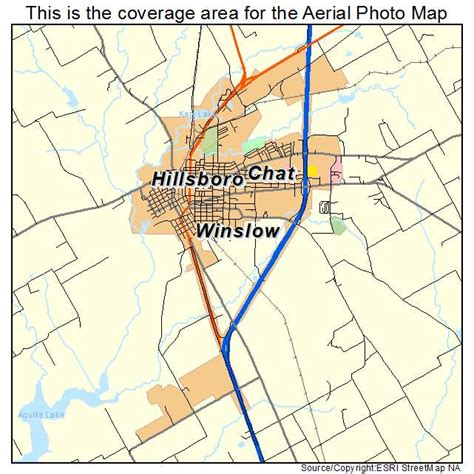 map of hillsboro texas aerial photography map of hillsboro tx texas