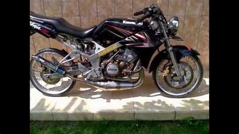 Spakbor Belakang Kawasaki 150 R Ss modifikasi motor kawasaki 150 ss