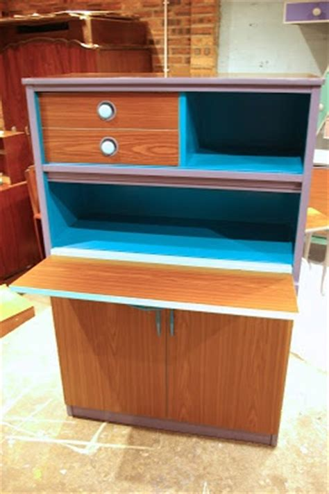 upcycled kitchen cabinets ziggy sawdust upcycled 1950s kitchen cabinet michael s