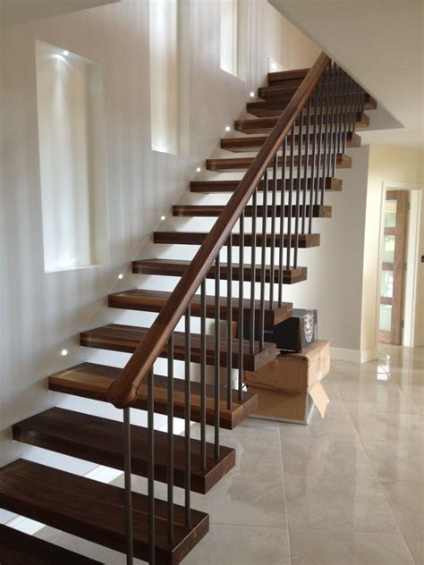 timber stairs knottown joinery ireland