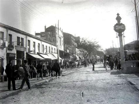 fotos antiguas vallecas avenida de la albufera en 1927 vallecas pinterest