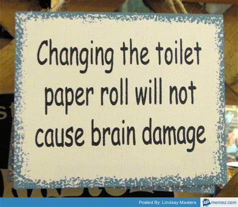 Toilet Paper Roll Meme - home memes com