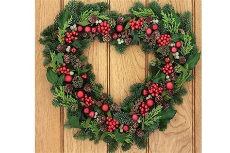 ghirlande da appendere alla porta ghirlande natalizie originali