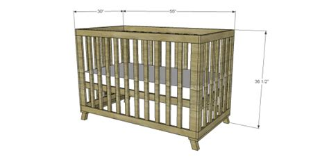 Dimensions Of A Baby Crib Baby Crib Dimensions Www Pixshark Images Galleries With A Bite