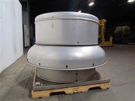 greenheck exhaust fans for sale greenheck gb 360 15 46x46 quot belt drive roof downblast