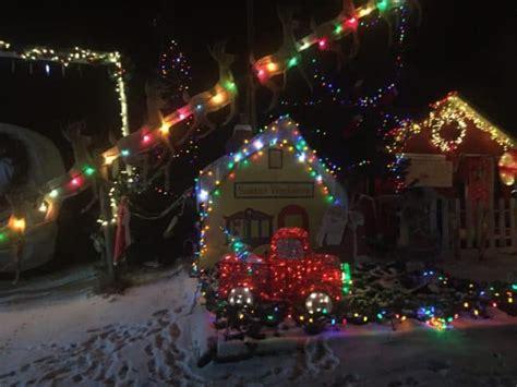 christmas lights hidden gem williams winter wonderland